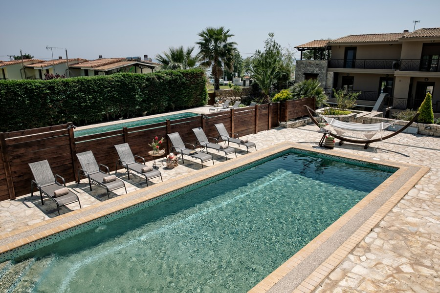 Anemos Villa with Private Pool & Guest Studio