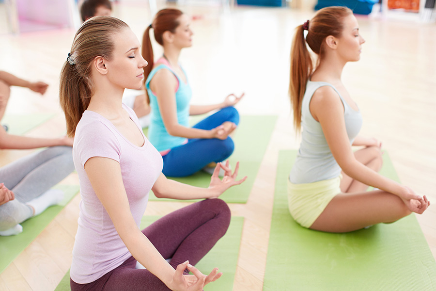 In June & July BE FIT and get free yoga sessions & beauty seminars