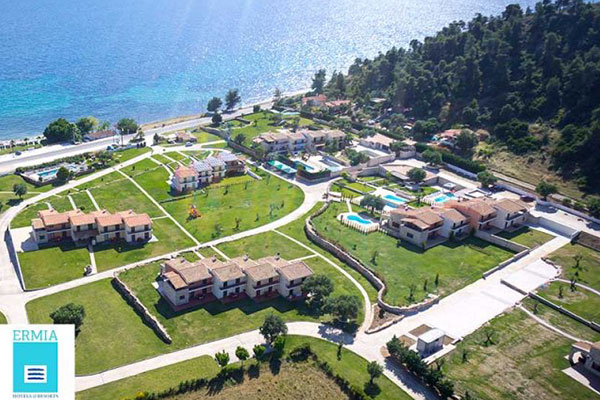 Three new properties added in ERMIA HOTELS & RESORTS' portfolio in Halkidiki
